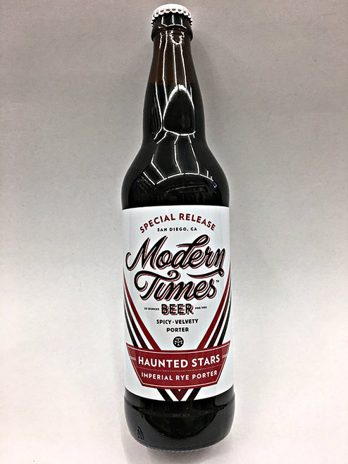 Modern Times Haunted Stars Imperial Rye Porter