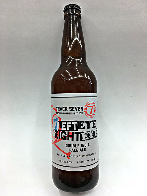 Track Seven Left Eye Right Eye Double India Pale Ale