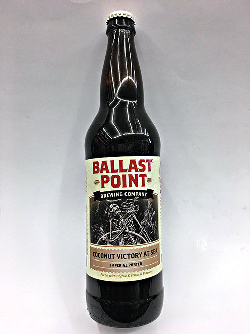 Ballast Point Coconut Victory at Sea Imperial Porter