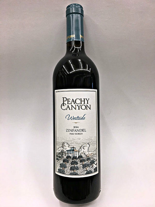 Peach Canyon Westside Zinfandel