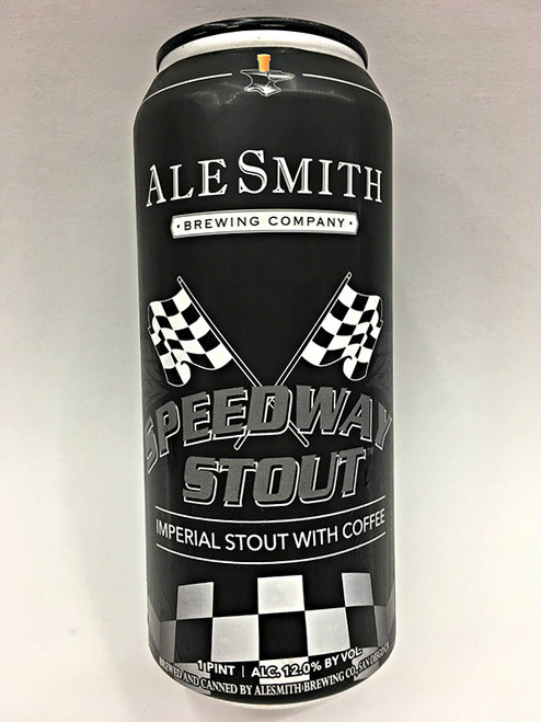 AleSmith Speedway Stout Can 16oz