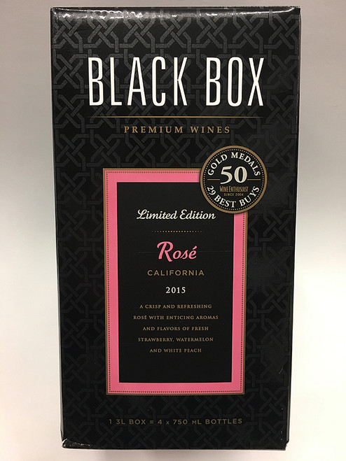 Black Box Rose 3 Liter Box