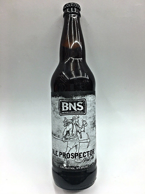 BNS Ole Prospector Red Ale