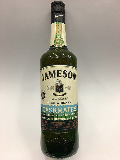 Jameson Caskmates Angel City Brewing Edition