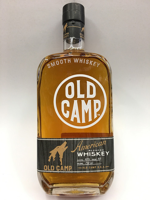 Old Camp American Blended Whiskey