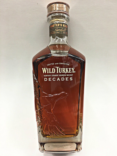 Wild Turkey Master's Keep Decades Bourbon