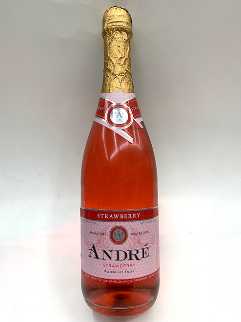 Andre Strawberry Champagne