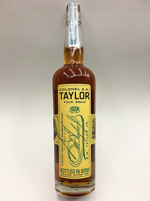 Sazerac E.H Taylor Four Grain Bourbon Whiskey