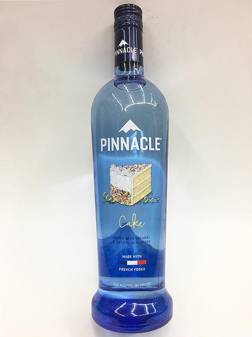 Pinnacle Cake Flavor Vodka
