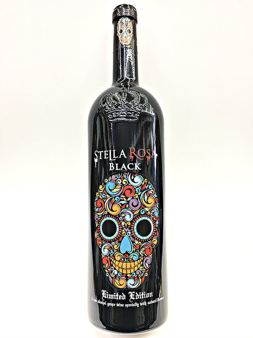 Stella Rosa Black Halloween Edition 1.5 Liter