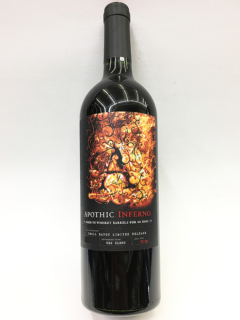 Apothic Inferno Red Wine