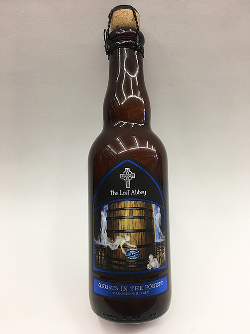 Lost Abbey Ghosts In The Forest Oak-Aged Wild Ale
