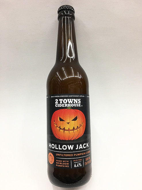 2 Towns Ciderhouse Hollow Jack