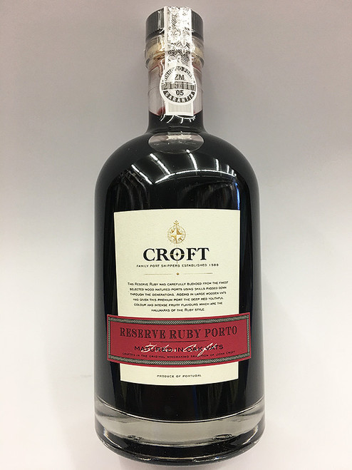croft reserve tawny port review
