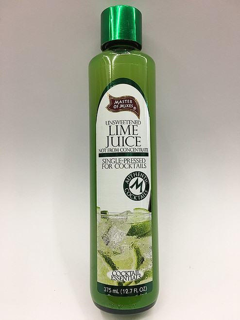 Cocktail Essentials Unsweetened Lime Juice