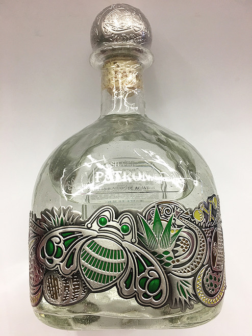 Patron Silver 2017 Limited Edition 1 Liter