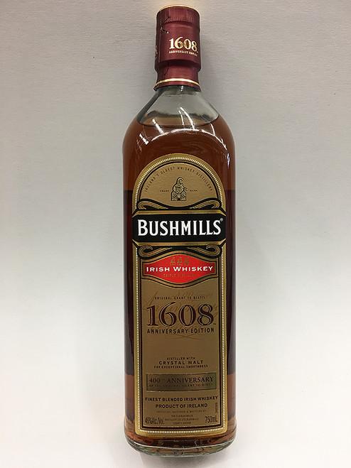 Bushmills 1608 Anniversary Edition Irish Whiskey