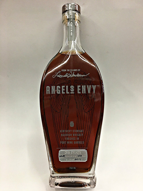 Angels Envy Cask Strength 2017