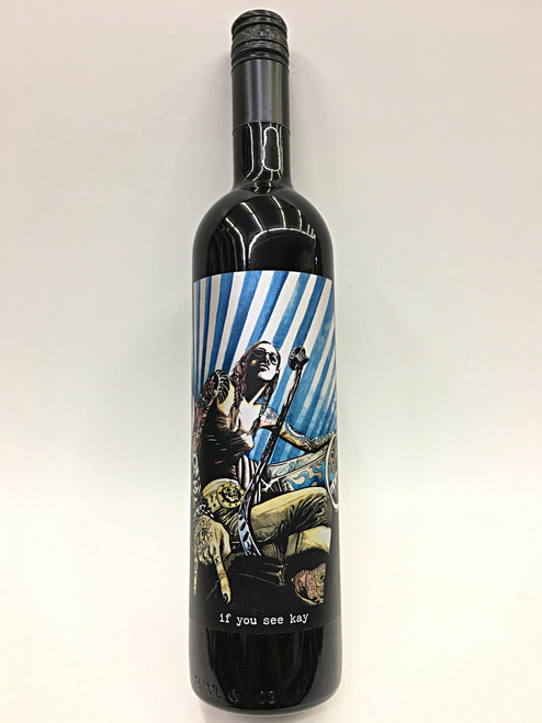 if you see kay Red Blend