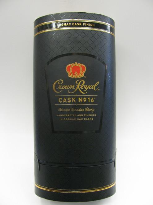 Crown Royal Cask No 16 750ml