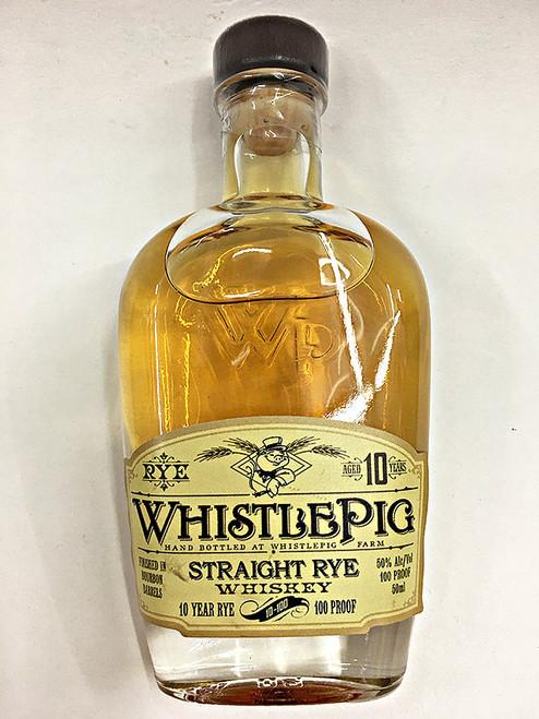 WhistlePig Rye Whiskey 50ml