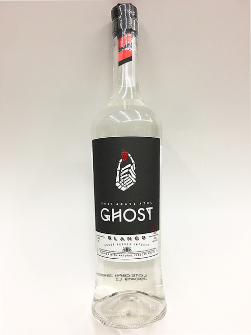 Ghost Tequila Blanco 816136020153