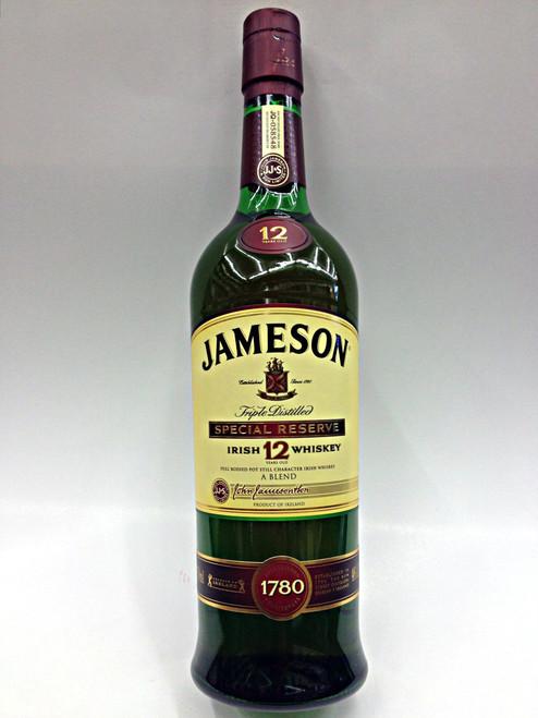 Jameson Irish Whiskey 12 Year Old