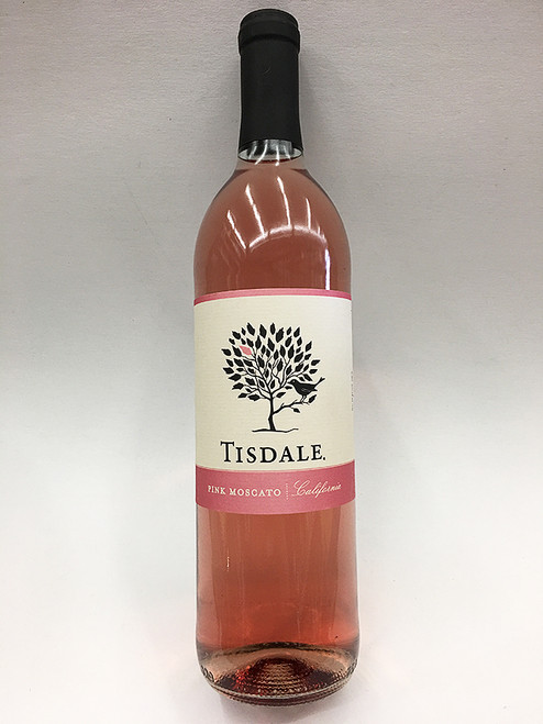 Tisdale Pink Moscato