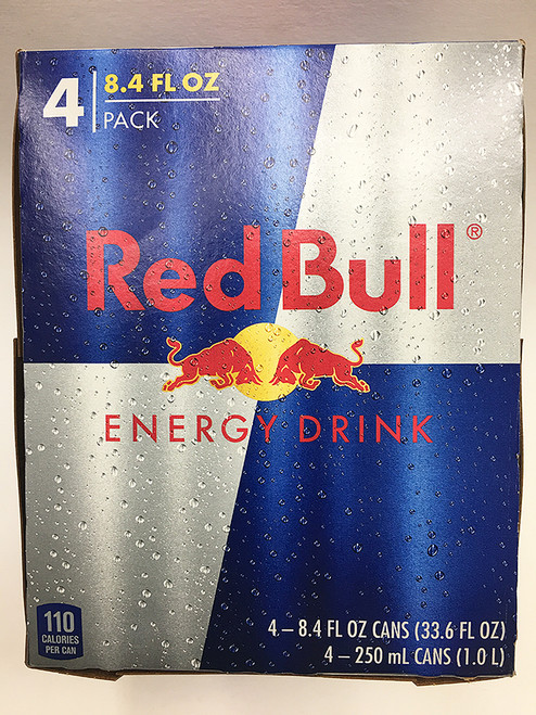 Red Bull 8.4oz 4 Pack
