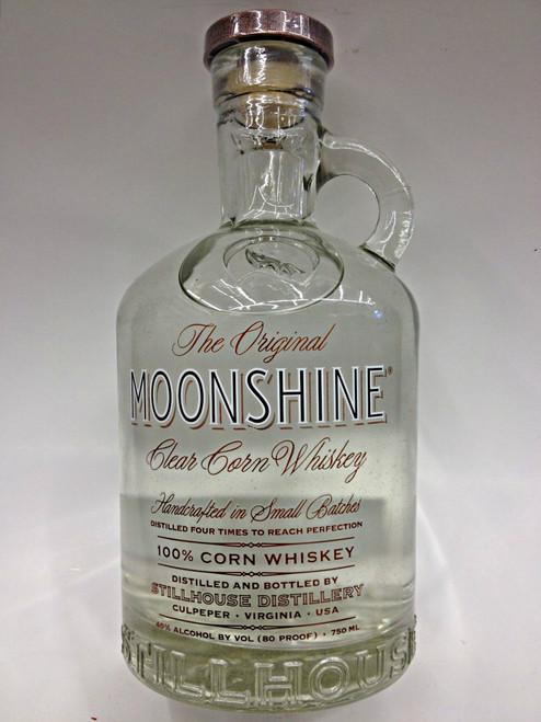 Moonshine Corn Whiskey