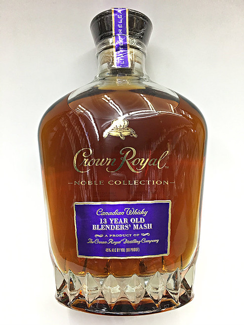 Crown Royal Noble Collection 13 Year Old Blenders' Mash Canadian Whisky