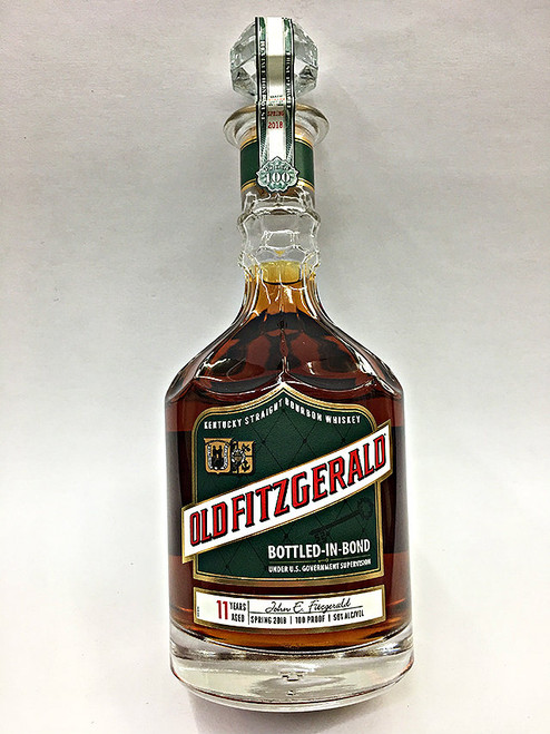 Old Fitzgerald 11 Year Bottled In Bond Bourbon