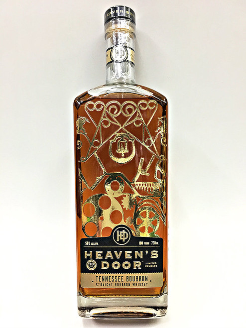 Heaven's Door 10 Year Tennessee Straight Bourbon Whiskey