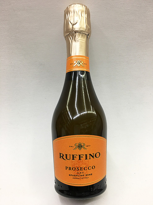 Ruffino Prosecco DOC Sparkling Wine 187ml Mini