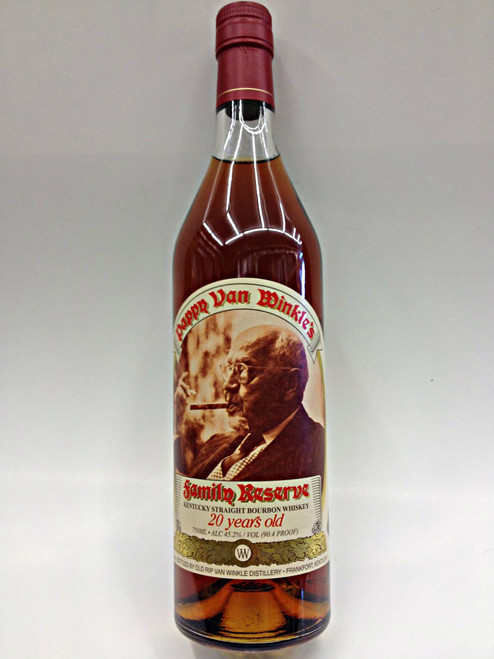Pappy Van Winkle's Family Reserve 20 years old