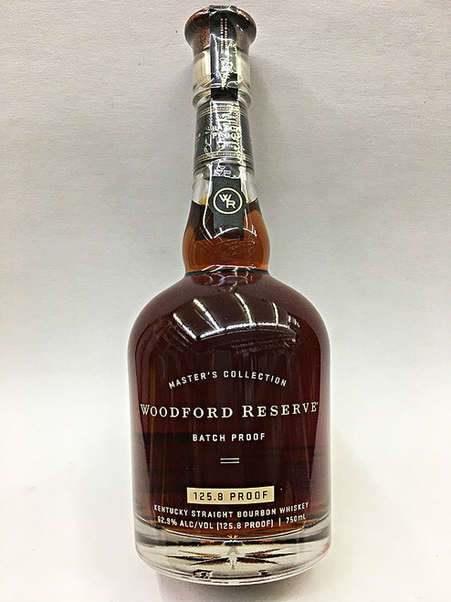 Woodford Reserve Master's Collection Batch Proof