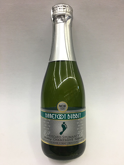 Barefoot Bubbly Moscato Spumante Mini 187ml