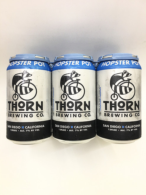 Thorn Brewing Hopster Pot 6 Pack Cans