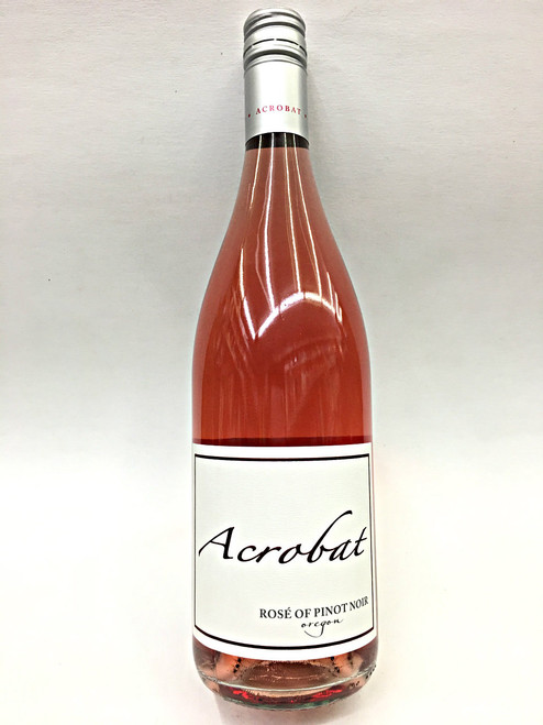 Acrobat Oregon Rose of Pinot Noir Wine