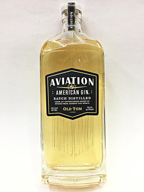 Aviation Old Tom Batch Distilled American Gin