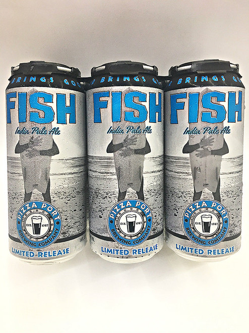 Pizza Port FISH IPA Limited Release Can