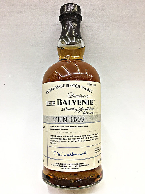 The Balvenie Tun 1509 Batch #5 Scotch Whisky