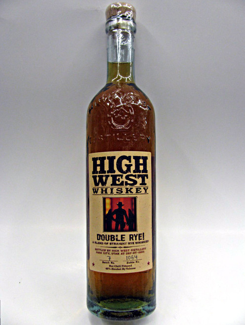 High West Double Rye Straight Rye Whiskey