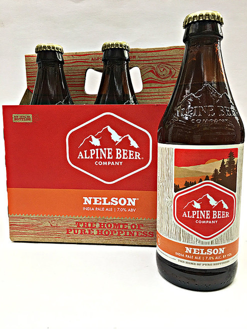 Alpine Beer Nelson India Pale Ale 6 Pack