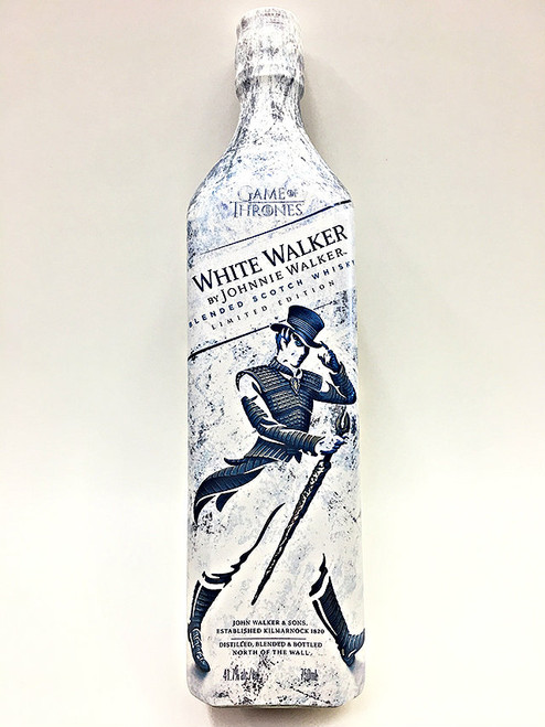 Johnnie Walker WHITE WALKER Limited Edition Scotch