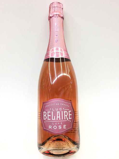 Luc Belaire Luxe Rose Sparkling Champagne