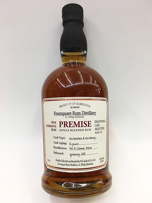 Foursquare Premise Single Blended Rum