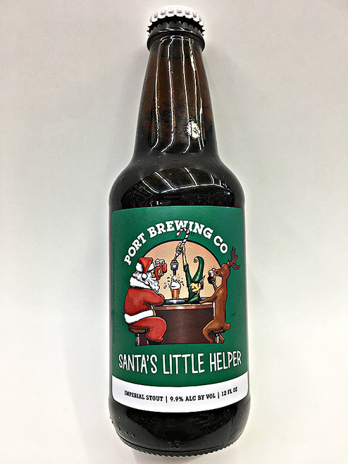 Port Brewing Santa's Little Helper 12oz