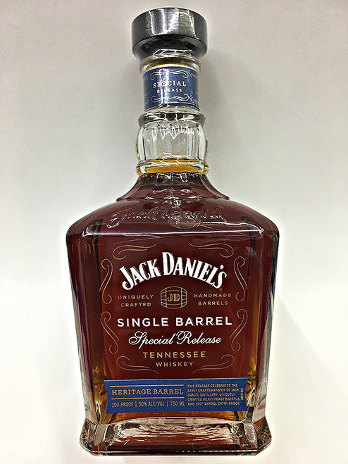 Jack Daniels Single Barrel Special Release Heritage Barrel