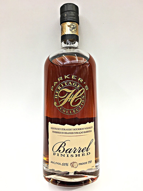 Parker's Heritage 12 Year Old Barrel Finished Bourbon